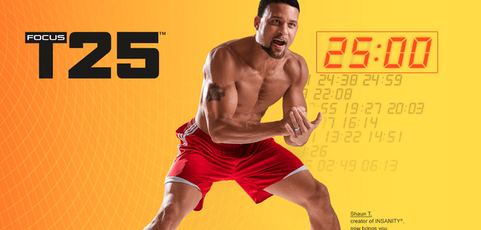 Shaun T's T25 – Get an Amazing Workout at Home!